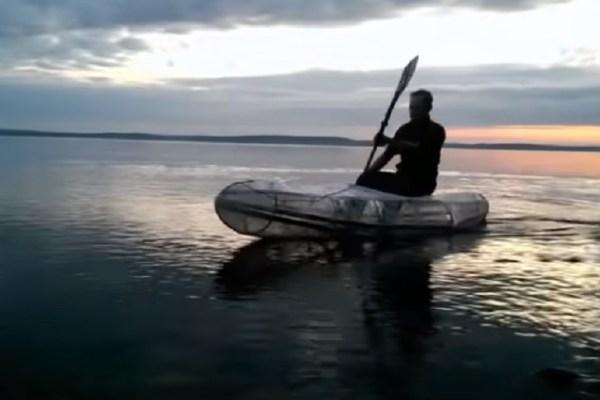 diy kayak