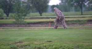 ghillie suit fishing