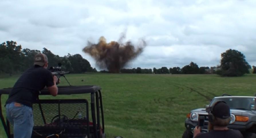 tree explosion