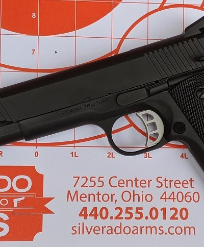 TESTING OUT: SDS IMPORTS 1911 DUTY B45
