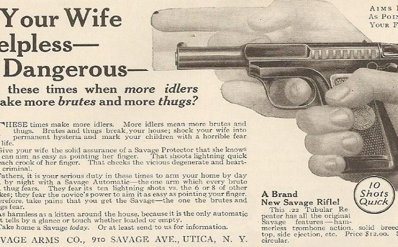 TIME WARP: 18 VINTAGE GUN ADS THAT WILL TAKE YOU BACK