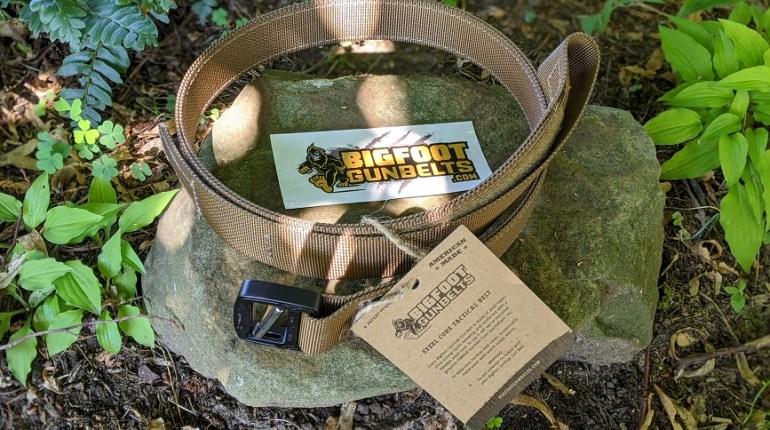 bigfoot belt