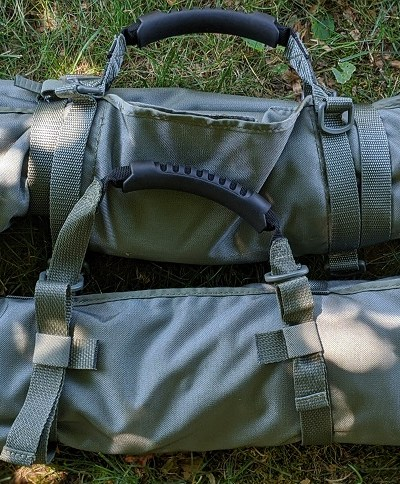 DISCREET CARRY: ROLL-N-GO TAKEDOWN GUN CASES IN REVIEW