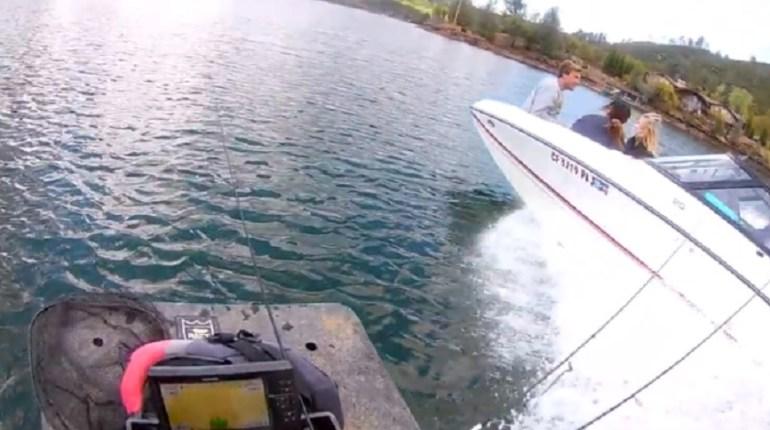 boating fail