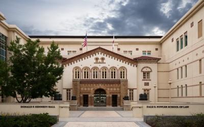 Orange County Chapman Law School Architecture Photography