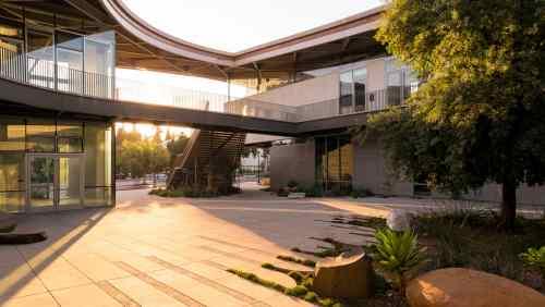 Pomona College Studio Art Hall - LA County - wHY