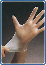 gloved hand pic
