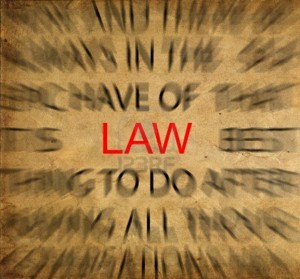 law is the law pic