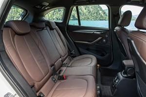 '16 X1 back seats 2