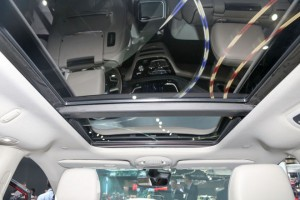 17 Pacifica moonroof