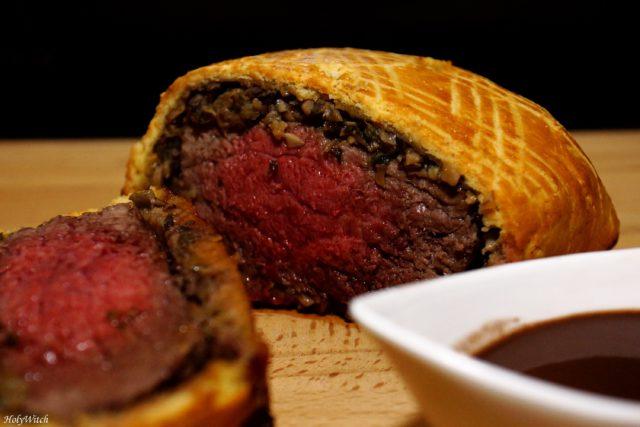 Rôti: Comment faire un Rôti de bœuf en croûte