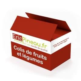 Colis de FRUITS ET LEGUMES