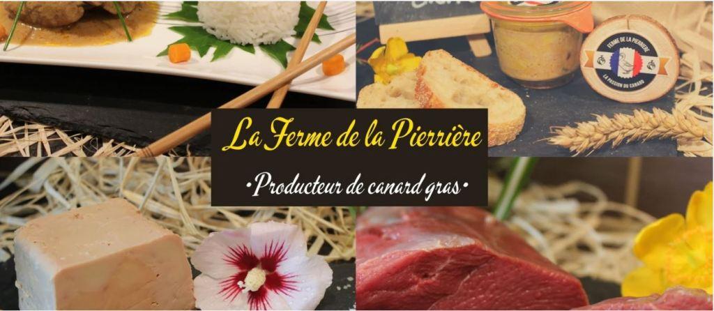 Découvrez la Ferme de La Pierrière, élevage de canards fermiers