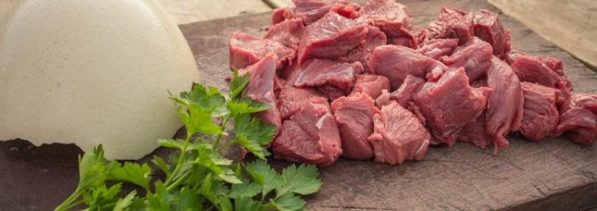 La fondue d'autruche, viande exotique mais très simple à cuisiner