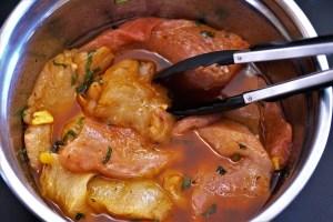 Apprenez à cuisiner le chevreau mariné