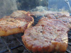 Apprenez à cuisiner vos grillades de porc en échine