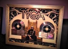 Tyga Featuring Lil' Wayne goes Platinum… AGAIN!