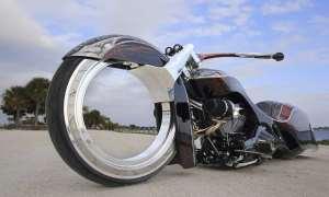 Hubless Wheel