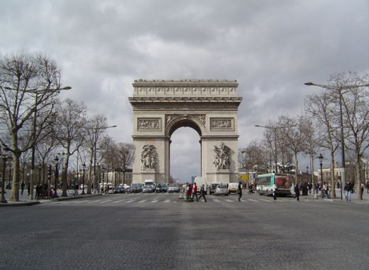 Paris (Arc De Triomphe), FR