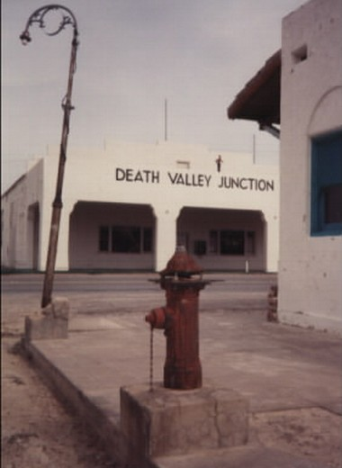 Death Valley, USA (1990)