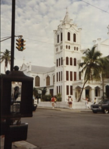 Key West, USA (1990)