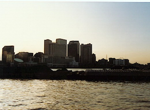 Mississippi River, USA (1990)