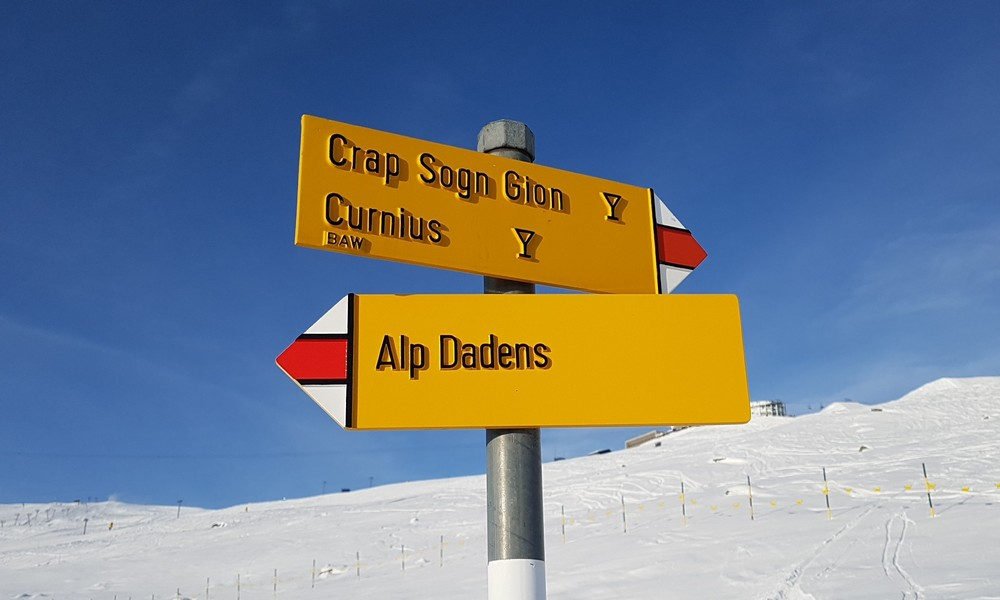 Crap Sogn Gion