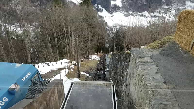 Braunwald (Ride on Funicular)
