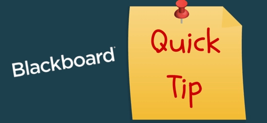 Blackboard Tests: Extra Credit, Negative Points, Partial Credit Questions