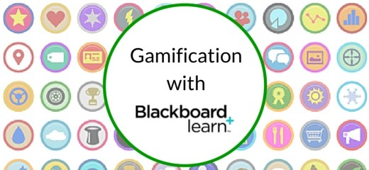Gamification with Blackboard: Progress Bar & Badges
