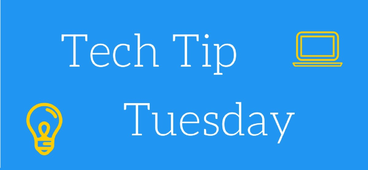 Tech Tip Tuesday: Paste Text Without Source Formatting