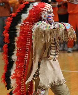 Chief Illiniwek