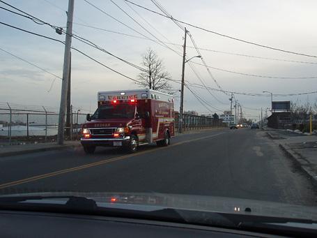 Providence Rhode Island Ambulance