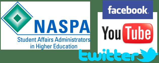 NASPA 2011 social media unsessions