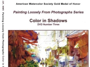 Color In Shadows DVD by Eric Wiegardt AWS-DF, NWS