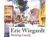 Painting Loosely DVD, by Eric Wiegardt AWS-DF, NWS
