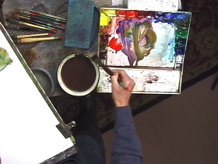 Color Mixing Online Video by Eric Wiegardt AWS-DF, NWS