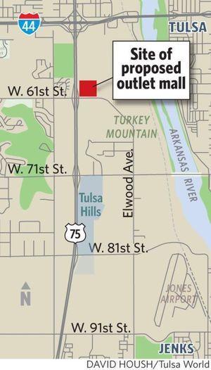 Turkey Mountain Outlet Mall Proposal