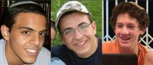 Perspectives on the Kidnapping of 3  Israeli Teens
