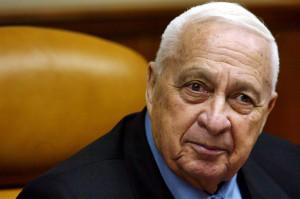 Israeli Prime Minister Sharon