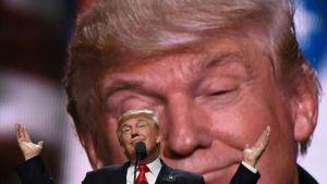 Trump Delivers Acceptance Speech