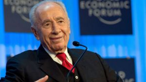 Shimon Peres: Israel's Voice of Hope
