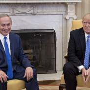 With Trump Sinking, Will Israel Sink Too?