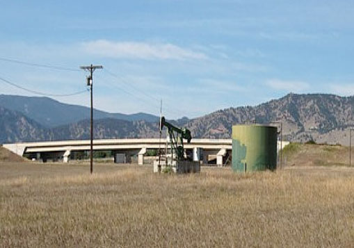 The McKenzie Oil Well