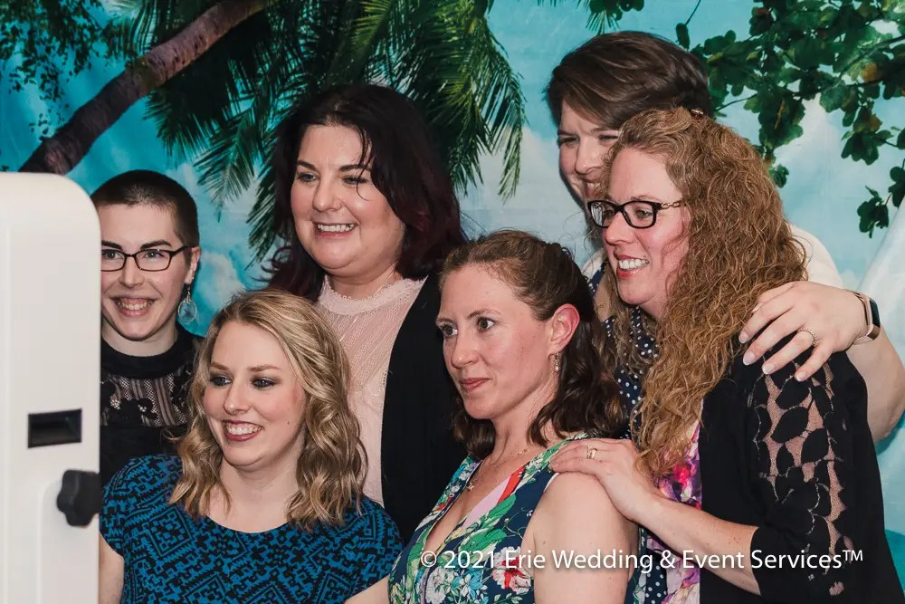 Photo Booth Rentals Erie PA
