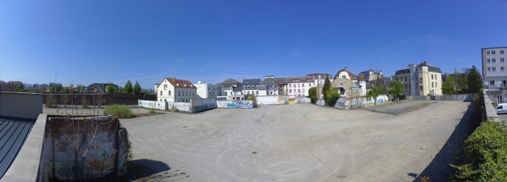 Timelapse chantier Sodico Colmar