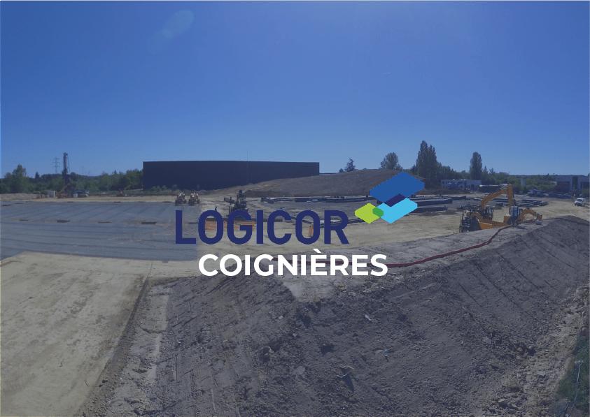 Logicor – Coignières