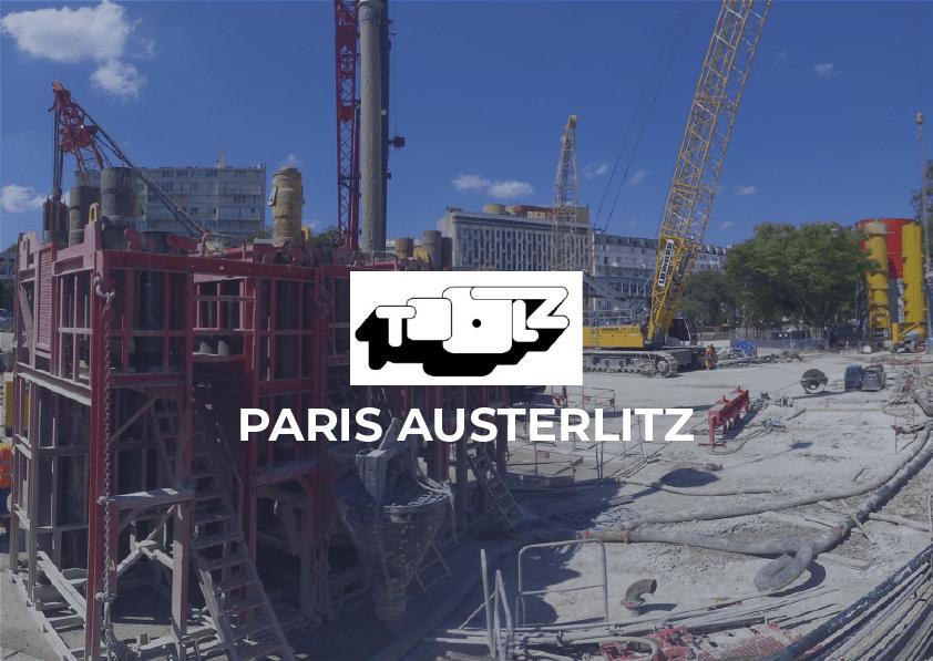 Toolz – Paris Austerlitz