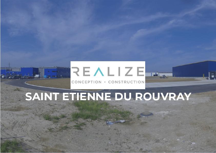 Realize – Saint Etienne du Rouvray