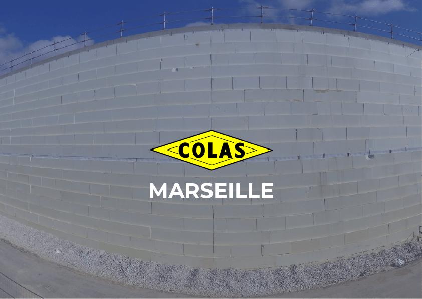 Colas – Marseille